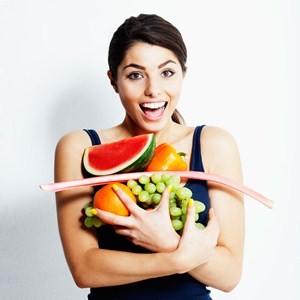 goed gebalanceerd dieet